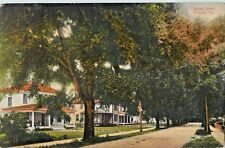 A View Of The Homes On Boone Street, Orlando, Florida FL 1912