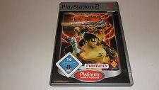 PlayStation 2  PS 2  Tekken 5 [Platinum]
