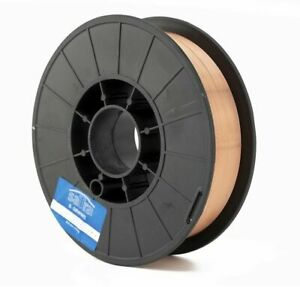 Copper Coated MIG Welding Wire A18 0.8mm - 5kg Reel CO2 Mild Steel SATRA S-08WW5
