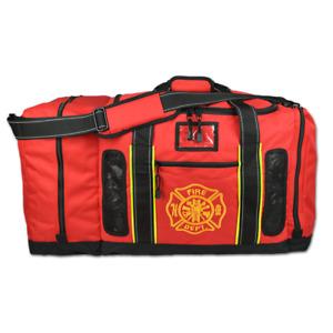 Lightning X Quad-Vent Firefighter Turnout Gear Bag - Top Load w/ Helmet Compartm