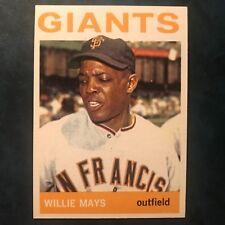 1964 Topps Set WILLIE MAYS #150 SAN FRANCISCO GIANTS - NM**