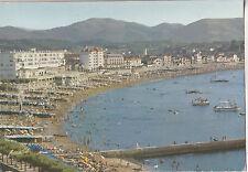 BF25579 saint jean de luz la plage et le casino france  front/back image