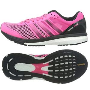 Adidas Adizero Boston 5 W Ladies Running Shoes Pink New! Boxed