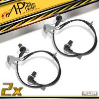 A-Premium 1x Rear Left ABS Wheel Speed Sensor for Nissan Xterra 05-2015 ALS1492