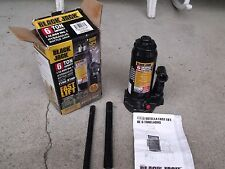 """6 Ton BLACK JACK Hydraulic Bottle Jack 8 1/2""""-16 1/2"""" Lift Range"""
