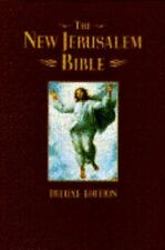 The New Jerusalem Bible Deluxe Edition