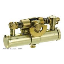 Steampunk Oil Lighter Duke4 Made in JAPAN Brass F/S Japanese Stylish Design