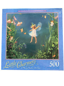 """Little Charmers """"In My Secret Garden"""" Puzzle Mary Baxter St. Clair 500 pc puzzle"""