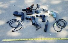 Lot Cordless Corded Drills Craftsman,Black & Decker Skil 539 Wen 38 Tools Resale