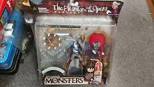 "McFarlane Toys ""Phantom of The Opera Playset Carded."