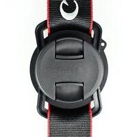 Buckle Lens Cap Holder (40.5mm 62mm 49mm)-Canon Nikon Sony Pentax Sigma DSLR/SLR