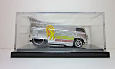 HOT WHEELS LIBERTY PROMOTIONS - SILVER KRUIZINWAGON VW DRAG BUS - 165 of 1000