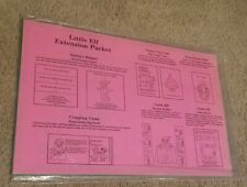 Teacher Large Little Elf Extension Packet Posters