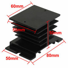 Aluminum Heat Sink for Solid State Relay SSR Small Size Heat Dissipation 10A-40A