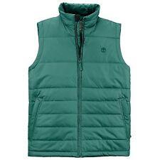 NWT Timberland Men's Galehead Lightweight Vest, Large, Botanical Garden, $118