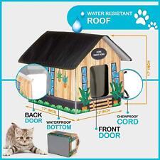 PETYELLA Outdoor Heated Pet House