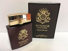 ENGLISH LAUNDRY WINDSOR POUR HOMME FOR MEN EAU DE PARFUM 3.4 OZ SPRAY NEW SEALED