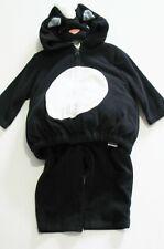 Carter's Baby Skunk Costume Sz 6 - 9 months - NWT