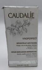 New Caudalie Vinoperfect Radiance Serum Anti Dark Spots & Skin Brightening 30ml