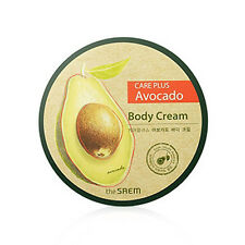 [The Saem] Care Plus Avocado Body Cream