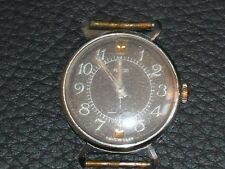 Pobeda  vintage watch by Zim rare nice  made USSR black dial