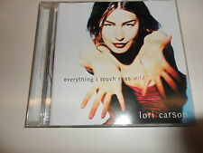 CD  Lori Carson - Everything I Touch Runs Wild