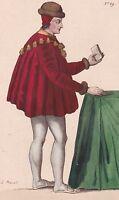 Louis XI Valois Capétiens Ligue du Bien Public  Massard
