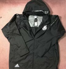 Adidas hooded waterproof rain jacket  Germany DFB World Cup Football BNWT