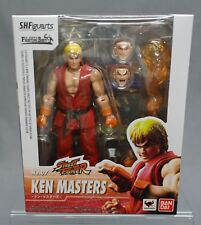 SH S.H. Figuarts Ken Masters Street Fighter IV Bandai Japan NEW *** (IN STOCK)