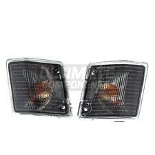 VW Transporter T3 T25 Van 1979-1992 Front Smoked Indicators Lights Lamps 1 Pair