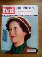 PARIS MATCH N°169 1952 MARGUERITE D'AOSTE ET BAUDOUIN - PARTI COMMUNISTE