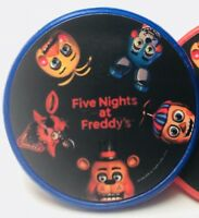FNAF Five Nights at Freddy's Cupcake Toppers Rings Party Favors - 16 pcs