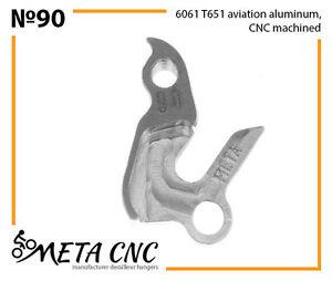 Derailleur hanger № 90, META CNC, analogue PILO D71