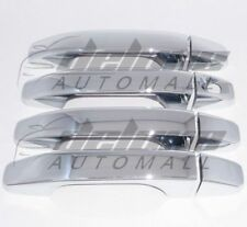 Chrome Door Handle Covers FOR 15 17 2018 2019 2020 Chevy Colorado and GMC Canyon