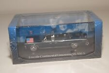 Y 1:43 ATLAS PRESIDENTAL CARS LINCOLN CONTINENTAL LIMOUSINE SS-100-X MINT BOXED