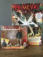 Character Primeval Creature Incursion Playset & Nick Cutter Time Anomaly