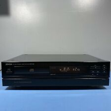Denon DCD-1460 CD Player PCM audio technology Compact Disc Player