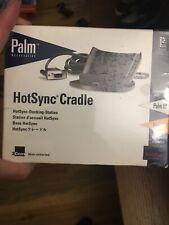 Vintage New Sealed Palm HotSync Cradle Docking Station For Palm III Palm VII