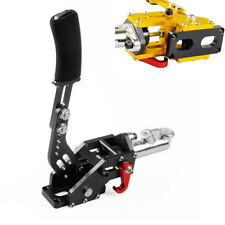 Black Parking Brake Rally Car Handbrake Lever Hydraulic Drift Vertical E-Brake