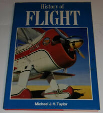 History of Flight 1990 Coffee Table Book Great Photographs! Nice See!