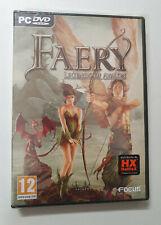 Faery: legends of Avalon - Pc (nuovo)