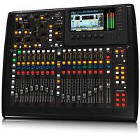 BEHRINGER X32 COMPACT Mixer Studio Digital Board Console Live Sound + Warranty