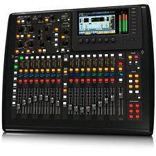 BEHRINGER X32 COMPACT Mixer Studio Digital Board Console Live Sound + Warranty