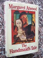 The Handmaid's Tale, Margaret Atwood 1985 TRUE First Edition,Stated Second Print
