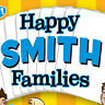 Personalized HAPPY FAMILIES CARD GAME - Brilliant new editions of this classic