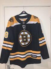 More details for mens boston bruins fanatics brand custom 18 happy gilmore hockey jersey