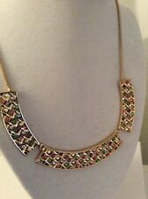 Kate Spade NEW YORK Little Ladybug Caining Swarovski Crystal Necklace $148 #155K