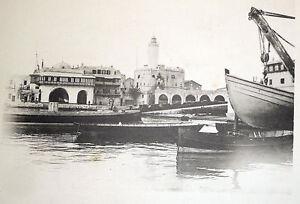Photo Etat Actuel de l'ancien Penon L'Algérie Artistique et Pittoresque