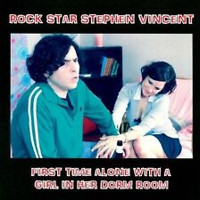 Rock Star Stephen Vincent-First Time Alone with a Girl in Her Dorm Room ( CD NEW