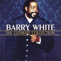 BARRY WHITE The Ultimate Collection CD BRAND NEW Best Of Greatest Hits